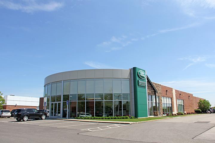 Land Rover Solon >> Davis Automotive Group – Jaguar & Land Rover